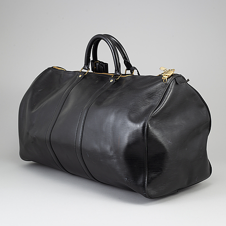 Louis vuitton, 'epi keepall 55'.