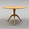 A 'berg' table by carl malmsten, late 20th century.