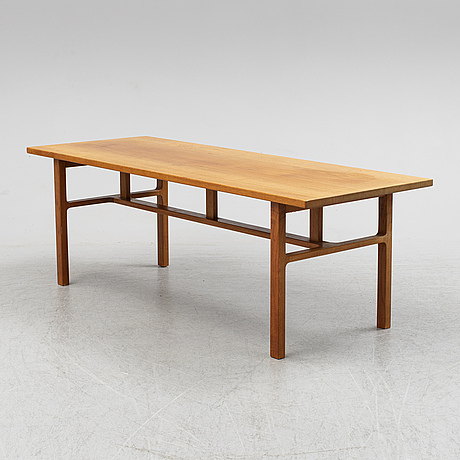 Sofa table, second half of the 20th century.