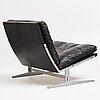 """Preben fabricius & jørgen kastholm, a """"bo 561"""", easy chair for bo-ex, denmark 1960-70's."""