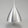 Lisa johansson-pape, an aluminium pendant light, finland.