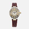 Must de cartier, 21, wristwatch, 31,5 mm.