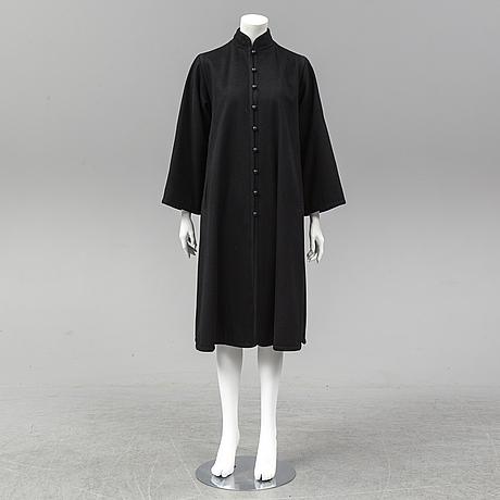 Yves saint laurent, a 1960's-70's coat, size 36.