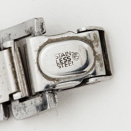 Omega, seamaster, wristwatch, 34 mm.