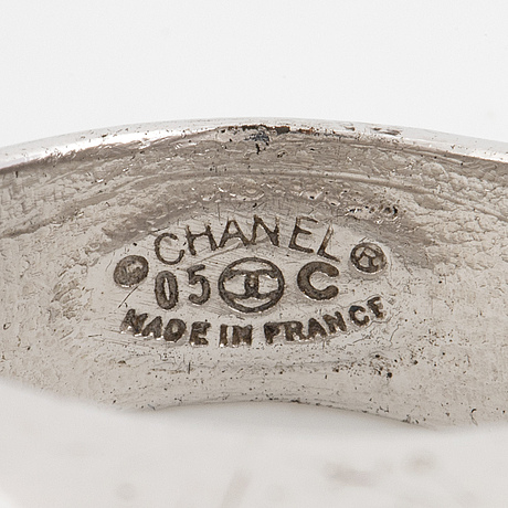 Chanel, ring, 2005.