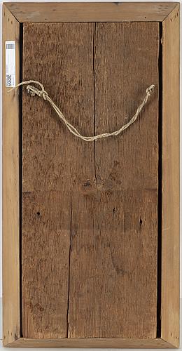 MÅlningar, 2 st, 1700-talets slut.