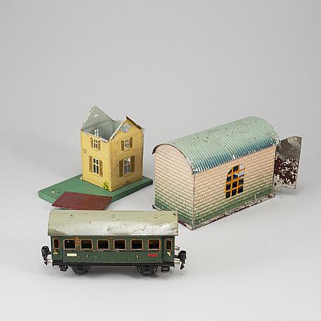 MÄrklin, locomotives and wagons, hermany.