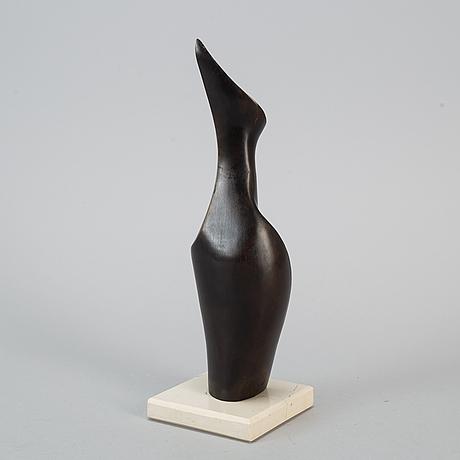 Stan wys, skulptur, brons, signerad och numrerad 3/4.
