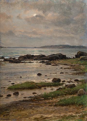 Berndt lindholm, moonlight.