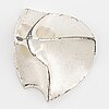 Lapponia sterling silver brooch.