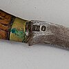 A sami knife possibly from the 18th century.