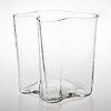 Alvar aalto, a '3031, vase signed alvar aalto.