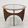 A british 'astro' teak coffee table from g-plan, 1960's.