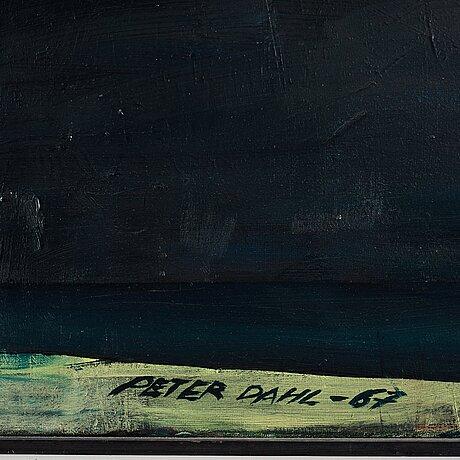 "Peter dahl, ""the bath"" (bad)."