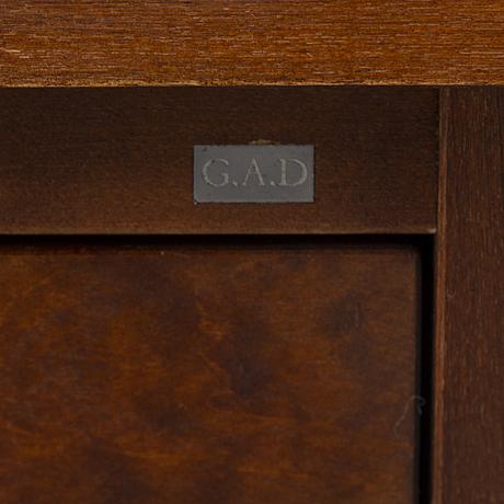 "G.a.d, sideboard ""ardre"", 1900-talets slut."