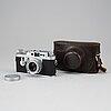 Leica iiig, 1956.