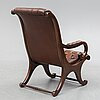 A second half of the 20th century easy chair.