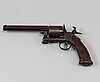 Revolver, 1800-talets mitt.