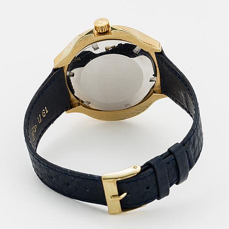 Omega, genève, wristwatch, 43 x 41 mm.