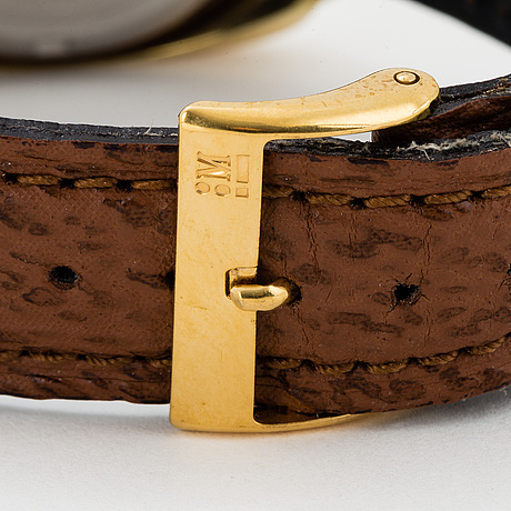 Omega, geneve, wristwatch, 36 x 34 (44) mm.