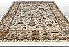 A carpet, figural kashmar, ca 392 x 295 cm.