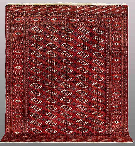 Matta old orientalisk, ca 275 x 227 cm.