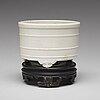 RÖkelsekar, blanc de chine. qing dynastin, kangxi (1662-1722).
