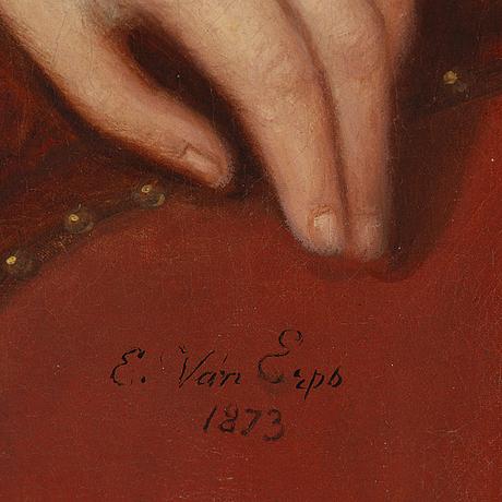 OkÄnd konstnÄr, 1800-tal, ett par, olja på duk.