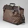 Louis vuitton, 'damier ebene west end pm'.