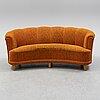 A 1940s swedish modern sofa.