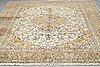 A carpet, kashan, ca 455 x 281 cm.