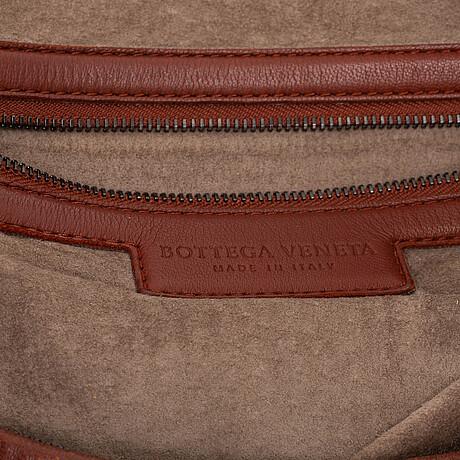 Bottega veneta, a 'veneta' leather hobo bag.