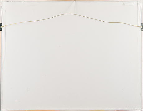 GÖran augustson, lithography, signed and dated -88, e.a.