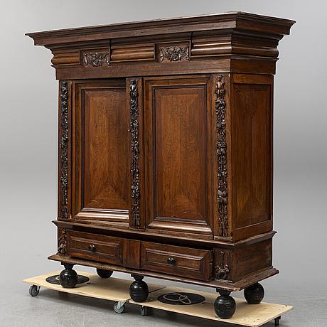 SkÅp, barock, 1700-tal.