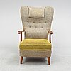 A mid 20th century armchair.