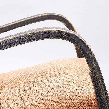 Alvar aalto, a 1930's '34' armchair for o.y. huonekalu- ja rakennustyötehdas a.b.