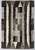 Marianne von mÜnchow, a ryarug svensk hemslöjd. circa 212x140 cm.
