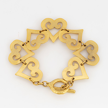 Yves saint laurent, armband.