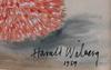 Harald wiberg, akvarell. sign o dat 1959.