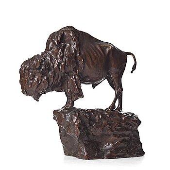 500. Carl Milles, American Bison.