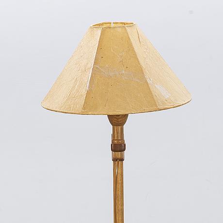 "Carl malmsten, a ""staken"" floor lamp."