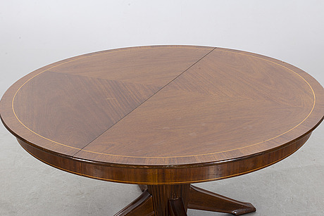 Table, mid 20th century.