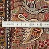 Matta, old qum, ca 203 x 139 cm.