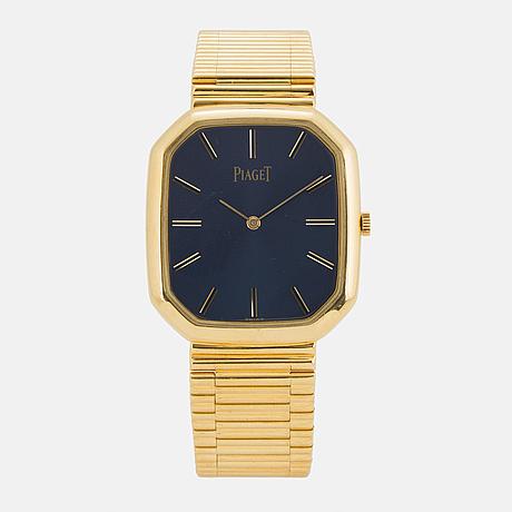 Piaget, wristwatch, 28.5 x32 mm.