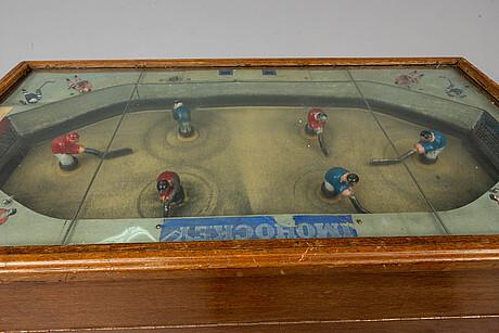 Imo-hockey, jentzsch & meerz, leipzig, 1930s-40s.