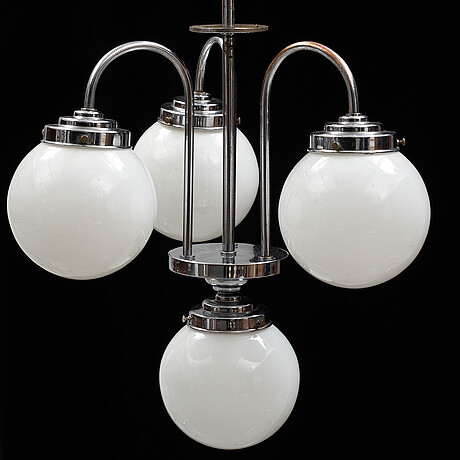 A 1930's ceiling lamp.