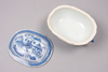 SmÖrterrin, porslin, kina, troligen 1800-tal.