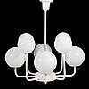 Klaus michalik,  a late 20th-century ceiling light, 'bau rb 5578' for thorn orno.