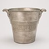 A st. marceaux champagne cooler. france first half of 20th century.
