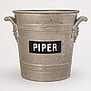 A piper- heidsieck champagne cooler, france.